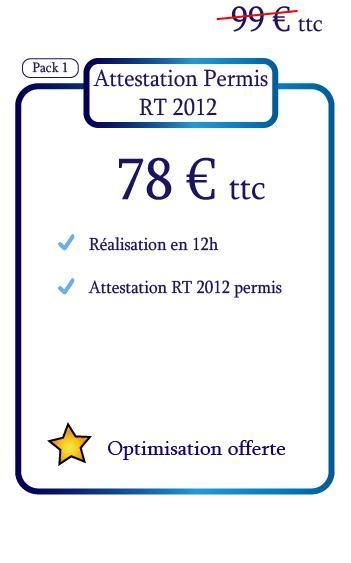 attestation permis rt 2012