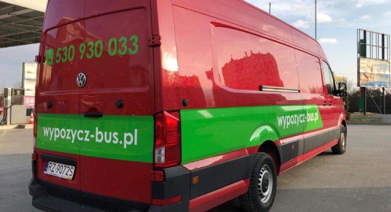 Wypożyczalnia busów Rzeszów
