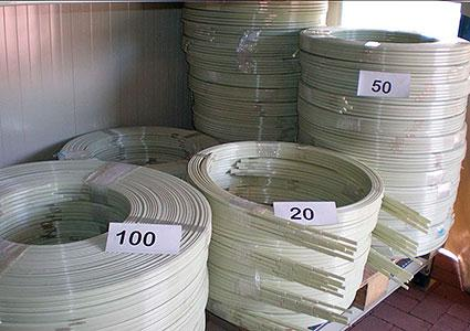 piattina/profile 3x10 mm fiberglass