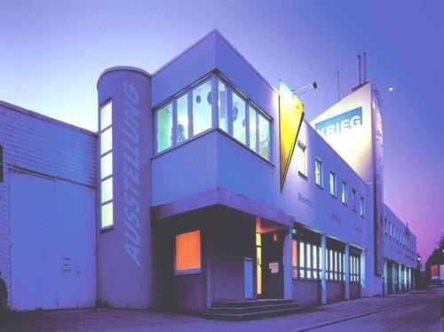 Firmenzentrale Heimsheim