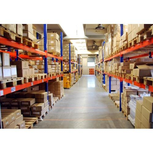 Our own warehouse