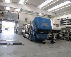 MONFREDA riparazione dei veicoli industriali
