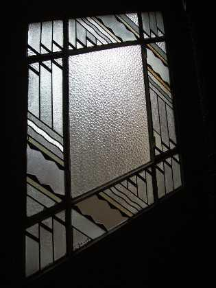 Cage d escalier Paris avant restauration