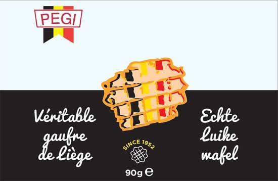 Véritable gaufre de Liège