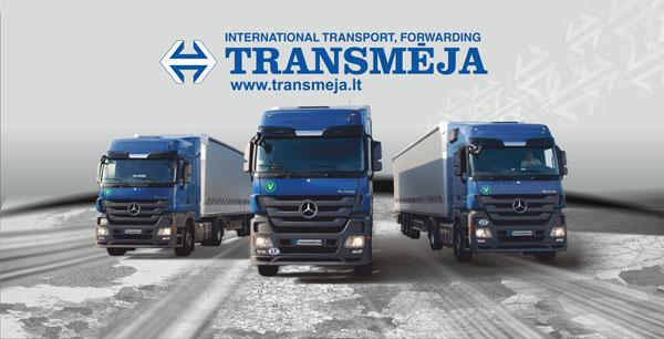Transmeja, international transport and forwarding