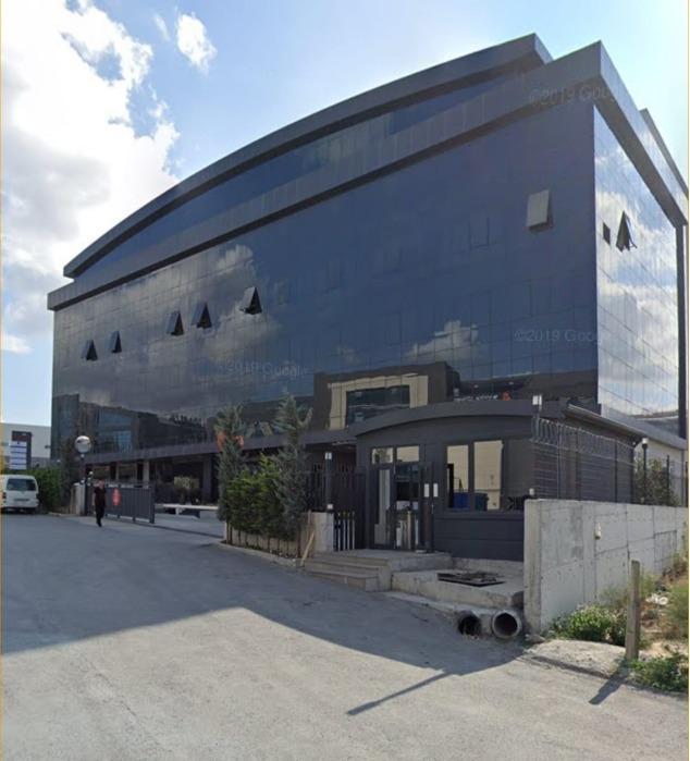 Neva Global Factory Building