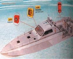 Riconosciuta dal RINA come fornitore di servizi e società autorizzata, nel campo navale, ai controlli distruttivi e non distruttivi dei materiali utilizzati.