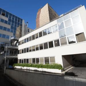 L'Ifcv à Levallois-Perret (92). Centre de formation en alternance.