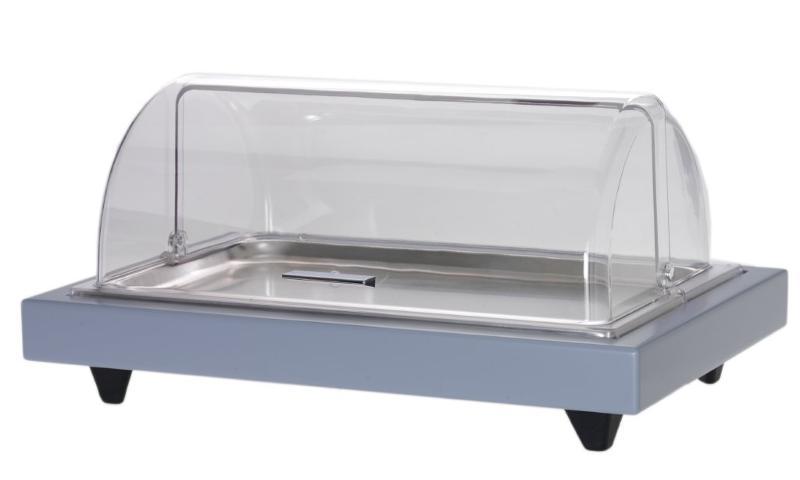 showcase electric cooler