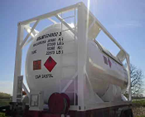 ISOTANK GAS DA 24.000LT (R134a,R152a,R404a,R407c,R410a,R507,DME)