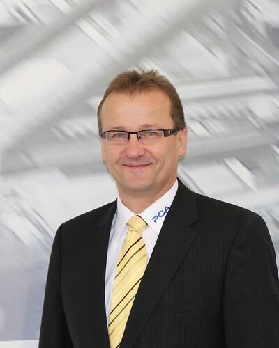 Dieter Hübner - Geschäftsführer