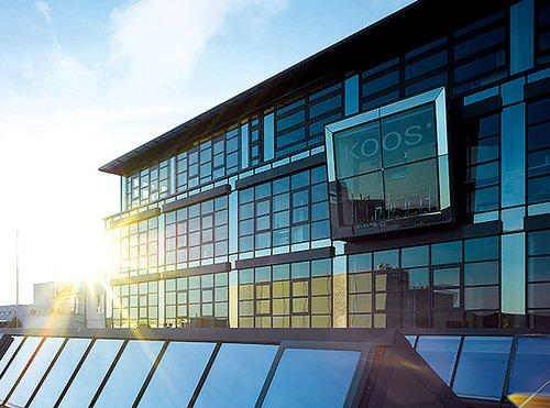 Firmengebäude Renningen
