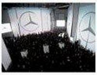 Convention a Milano per Mercedes-Benz