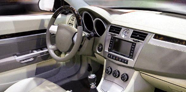 Ätztechnik für die Automobilindustrie