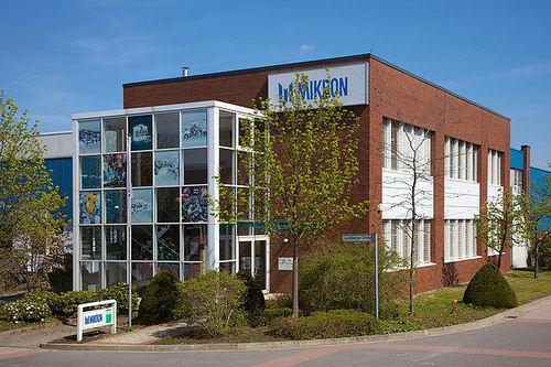 Mikron Berlin GmbH - Firmensitz