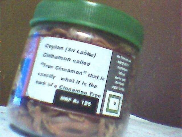 "Ceylon (Sri Lanka) Cinnamon is called the ""True Cinnamon""that is exactly what is in the Bark of a Cinnamon tree."