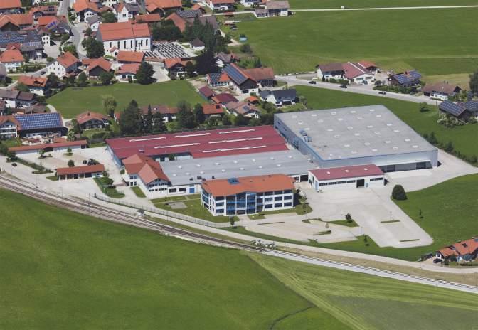 Firmensitz Lengenwang