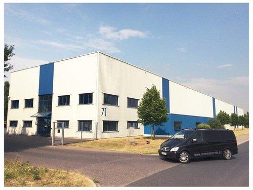 Firmensitz in Wegberg