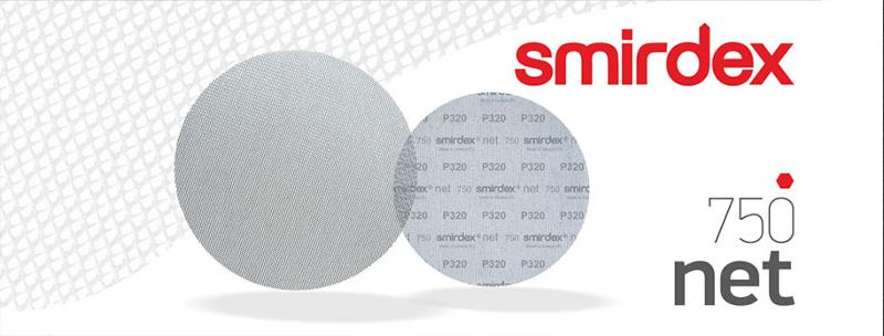 Ceramic Net750 The net fabric structure permits the maximum absorption of sanded particles thus providing dust-free sanding and cleaner surfaces. https://smirdex.gr/product/velour-discs-net-750-150mm/