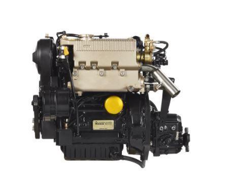 LDW 1003 M marine diesel engine
