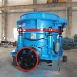 1,Larger eccentricity                                      2,Dust control system  3,countershaft design  4,Compression crushing