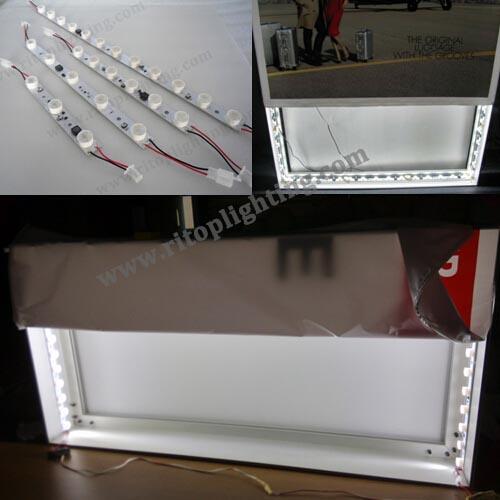 CREE edge lit led strip for light box--Ritop Lighting