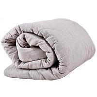 нутри игопробивной прессованного льон (100% натуральный материал без примесей). Требования к одеялу: согревать и иметь хорошую теплопроводность, пропускать воздух, чтобы случайно оказавшийся под ним