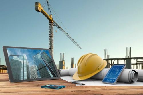 Handwerker für die Bauwirtschaft