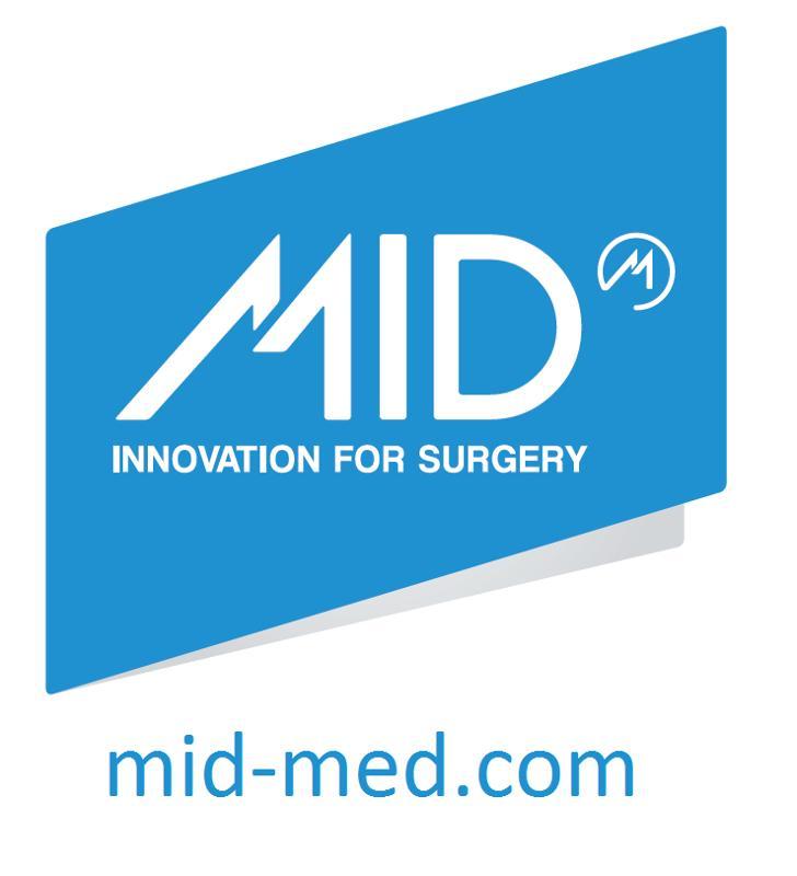 Retrouvez toutes les informations sur la société MID sur notre site internet : www. mid-med.com