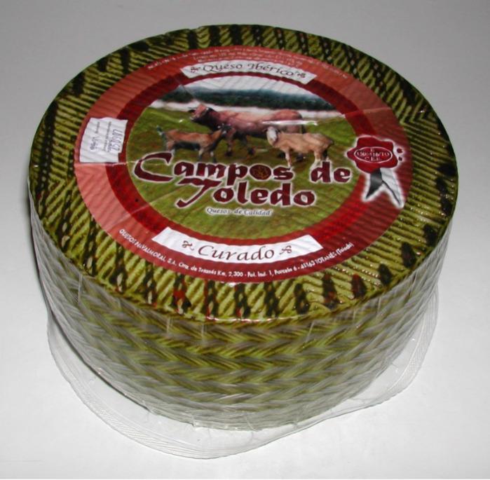 Iberico cheese