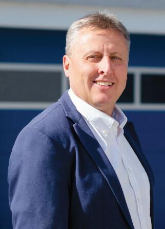 Henry Krausser, Geschäftsführer