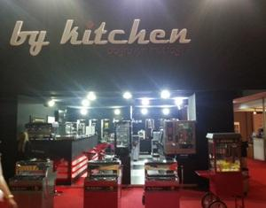 By Kitchen brand was exhibited in one of the biggest international baking equipment technologies exhibition in 2014.