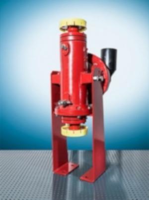 CODIP Druckluftbetriebene Zylindermembranpumpen