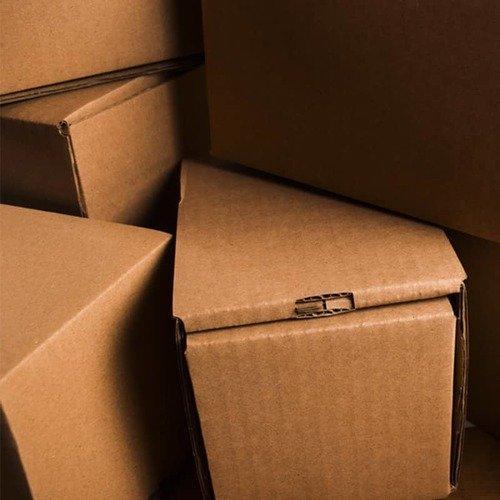 Schachteln, Kartons