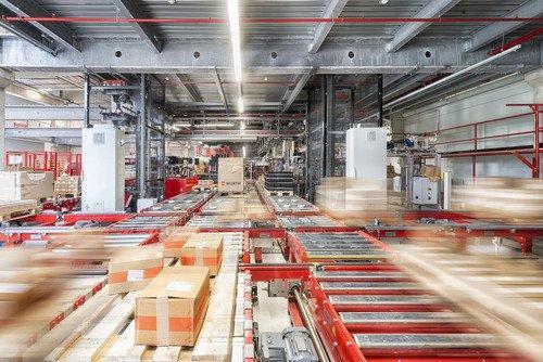 Logistikzentrum