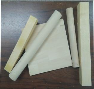 Birch blank for manufacturers