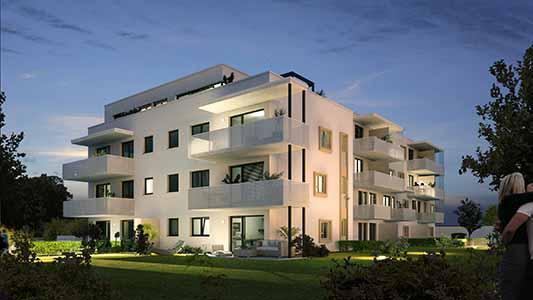 MYSLIK Wohnbau bietet Immobilien, Reihenhäuser und Neubau Wohnungen in Land und Stadt Salzburg Österreich als auch in Bayern Deutschland