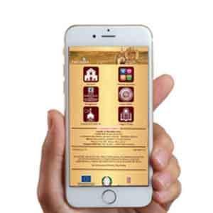 """""""Frati Assisi"""" è la nuova app realizzata da Matitegiovanotte.Forlì voluta dai frati della Provincia Serafica di San Francesco d'Assisi dei  Frati Minori dell'Umbria. L'applicazione è gratuita."""