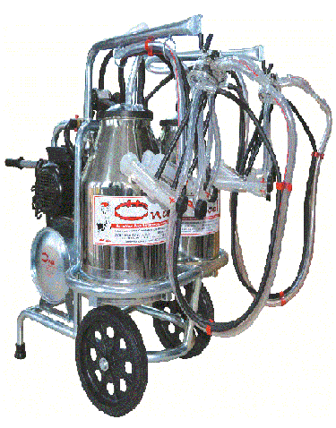 WE MANUFACTURE PORTABLE SHEEP& GOAT MILKING MACHINES(DOUBLE&FOUR MILKING UNITS OPTIONS, ALUMINIUM&STAINLESS STEEL BUCKET OPTIONS, SINGLE&DOUBLE BUCKET). WE USE AVAILABLE ROW MATERIAL FOR FOOD GRADE...