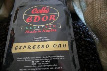 A luxury blend composed by the best Arabica