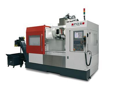 Maschinenpark Pos Mill E 1100