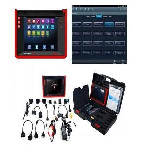 X-431 EURO PAD modèle 2014 est le scanner nouvelle génération tablette de diagnostic de LAUNCH basé sur Windows Embedded Standard OS 7, imprimante intégrée gestion sans fil .