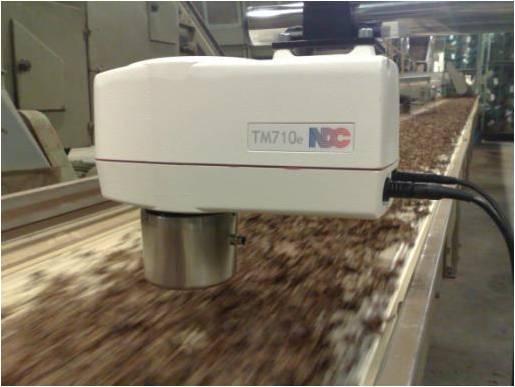Tobacco on-line gauge