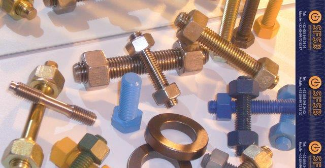 fasteners astm din zinc plated