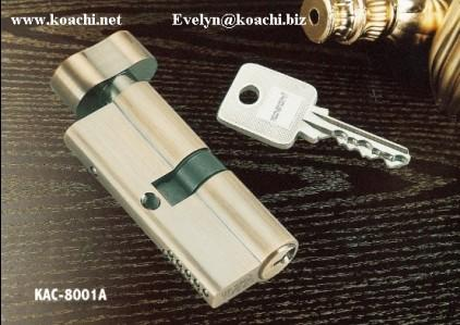 High Quality High Security Solid Brass Door Lock Cylinder