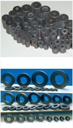 Hartferrit-Magnete