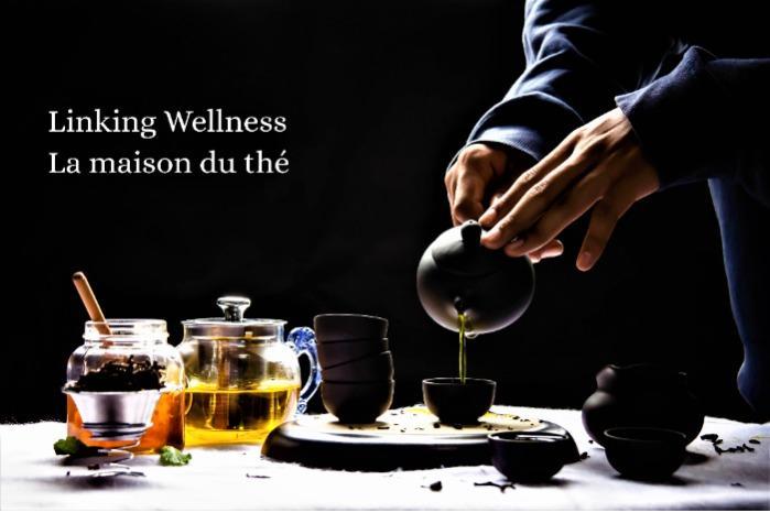 Le thé Bio Linking Wellness