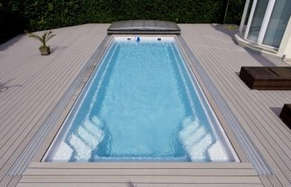 swimming pool stainless steel parts