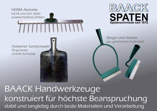 Baack Qualitätswerkzeuge