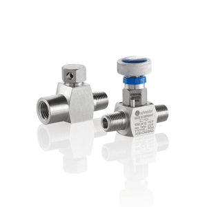 AS-Schneider Mini Valves and Rupture Disc Holders have a rugged Design for long term performance in the most demanding environmental conditions and services.